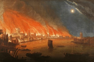 great fire of l