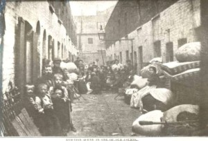 Bermondsey eviction